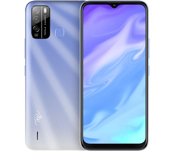 В РФ начались продажи смартфона Itel Vision1 Pro з 7 тысяч рублей с огромным экраном и сканером отпечатков