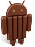 Выпущена операционная система Android 4.4.4 KitKat