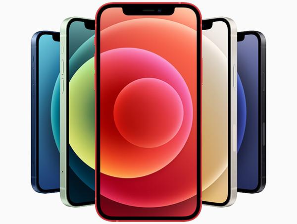 День единицы и двойки: очень маленький iPhone, три обычных и умная колонка (тоже маленькая)