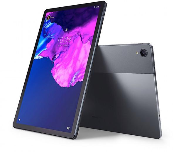 В РФ начались продажи металлического планшета Lenovo Tab P11 с четырьмя динамиками