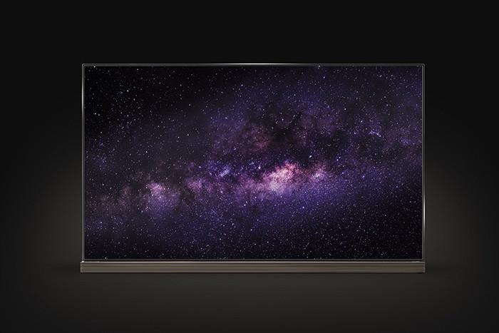 LG представила в России OLED-телевизор ценой в полтора миллиона рублей