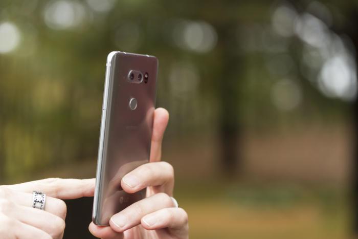 LG V30 обзор