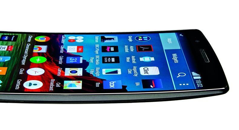 Обзор смартфона LG G Flex 2: Новый подход к гибкости