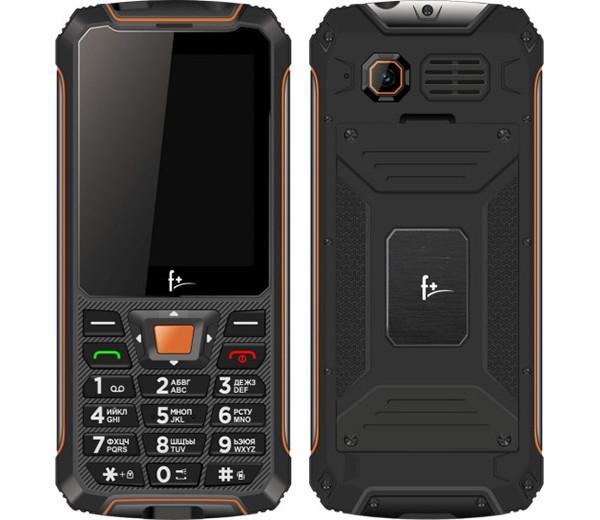 В России представили кнопочный телефон с брутальный дизайном, большим экраном и батареей на 2500 мАч