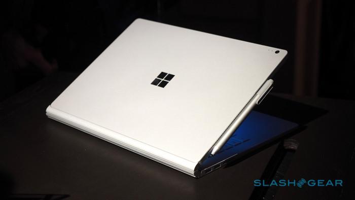 Microsoft представляет ноутбук Surface Book