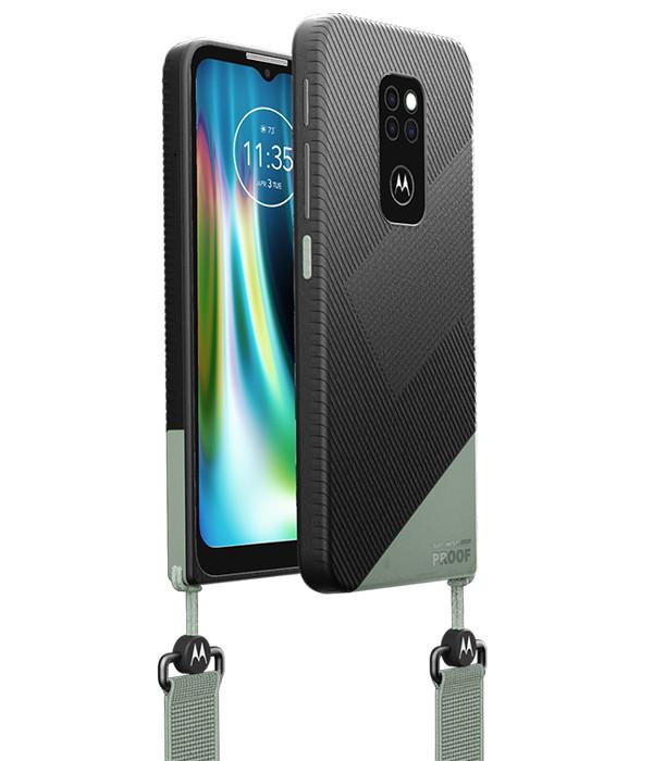 Представлен смартфон Motorola Defy 2021 с защитой от воды и ударов. А еще у него уникальный дизайн