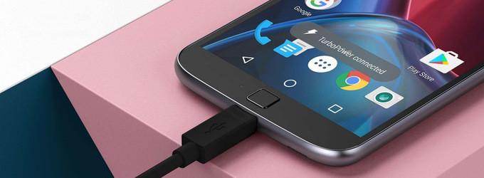 Lenovo привезла в Россию смартфон среднего класса Moto G4 Plus