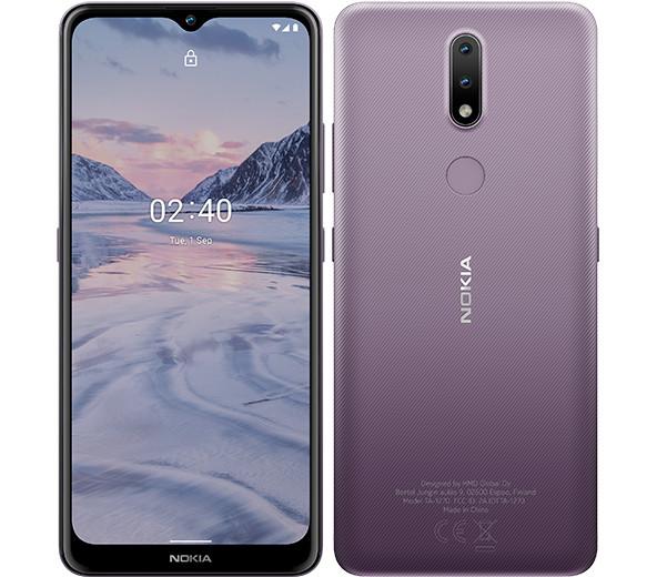 Новый бюджетный смартфон Nokia 2.4 получил огромный экран и поддержку бесконтактных платежей