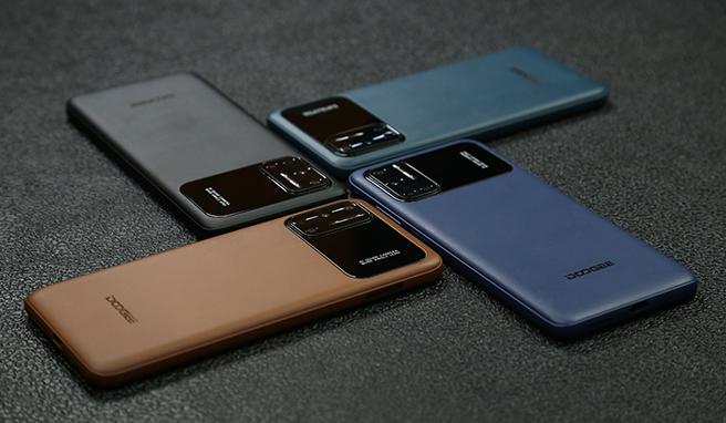 Смартфон Doogee N40 Pro получил кожаную заднюю панель и аккумулятор емкостью 6 380 мАч