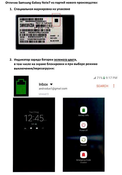 Samsung Galaxy Note 7: хроника одного провала