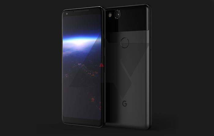 Раскрыт дизайн смартфонов Google Pixel второго поколения