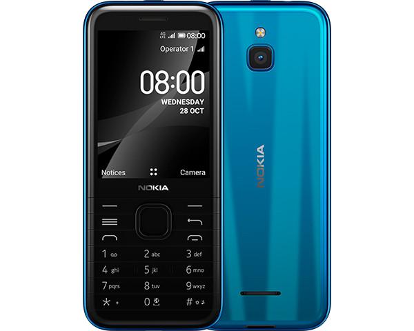 Новые кнопочные телефоны Nokia 6300 4G и Nokia 8000 4G получили поддержку LTE, Wi-Fi, GPS и WhatsApp