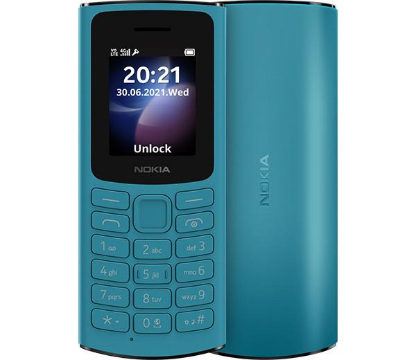 В РФ начались продажи кнопочного телефона Nokia 105 4G с LTE ценой в 2 690 рублей