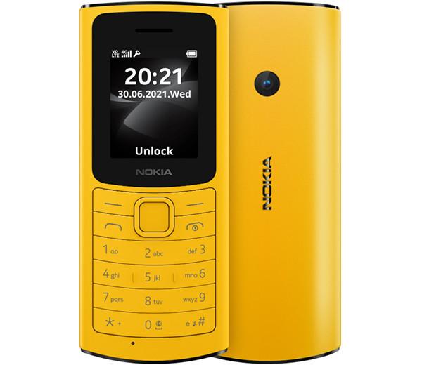 В РФ начались продажи кнопочного телефона Nokia 110 4G с поддержкой LTE и VoLTE