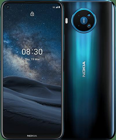 Премьера: Nokia представила свой первый смартфон с камерой на 64 мегапикселя