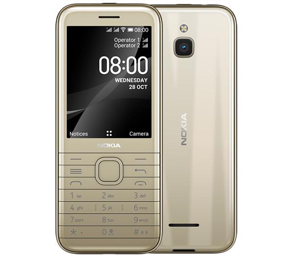 В Россию приехала золотистая версия самого крутого кнопочного телефона Nokia. И сразу упала в цене