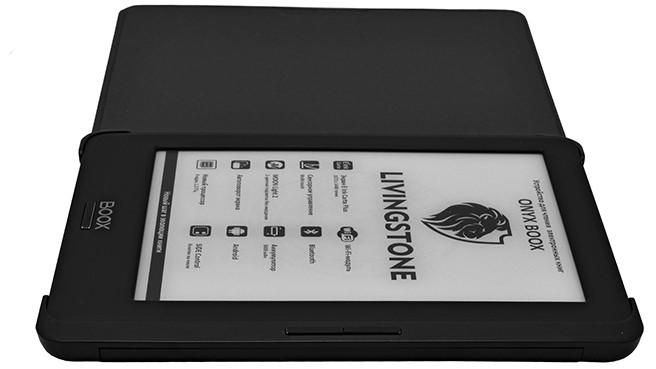 Премьера: В России представили электронную книгу с новым типом подсветки экрана E Ink