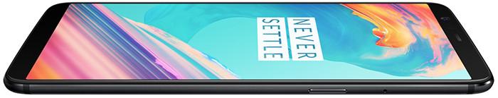 Бюджетный флагман OnePlus 5T: безрамочный AMOLED-экран, Snapdragon 835 и разблокировка по лицу