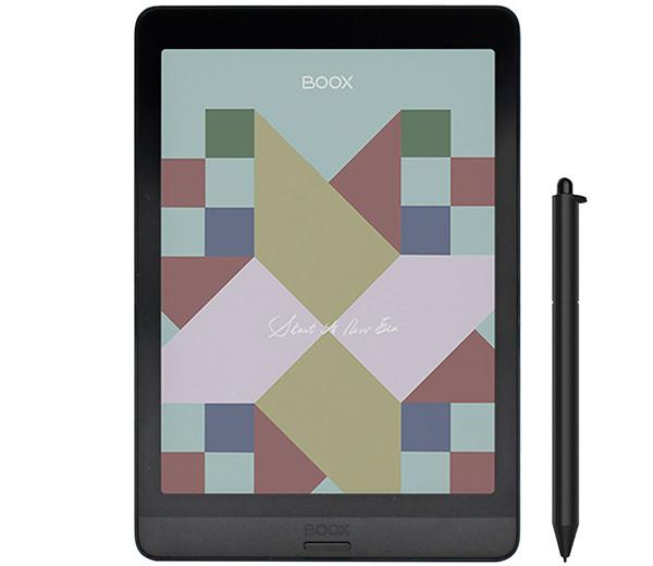 Начались продажи ридера Onyx Boox Nova 3 Color с большим цветным экраном E Ink и стилусом Wacom