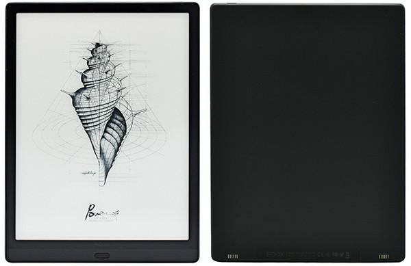 Новый огромный ридер Onyx получил начинку как у крутых планшетов: процессор Qualcomm, стереодинамики и даже дактосканер