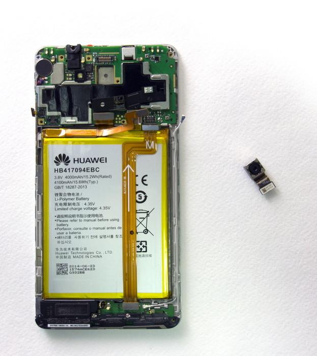 Опыт использования Huawei Ascend Mate 7: Компромиссов больше нет