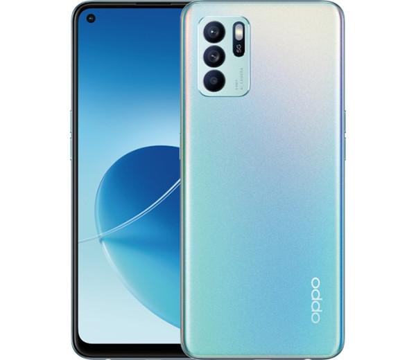 Смартфон среднего класса Oppo Reno6 Z 5G получил AMOLED-экран и камеру на 64 мегапикселя
