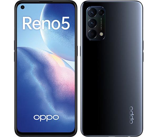 В РФ приехали смартфоны Oppo Reno5 – с 8 Гбайт оперативки и AMOLED-экранами