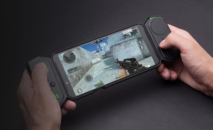 Геймерский Xiaomi Black Shark Helo стал первым смартфоном с 10 Гбайт оперативной памяти