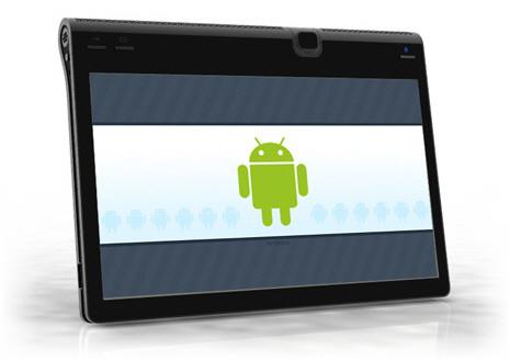 Доля Android на рынке планшетов существенно возросла