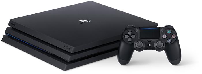 Начались продажи консоли Sony PlayStation 4 Pro