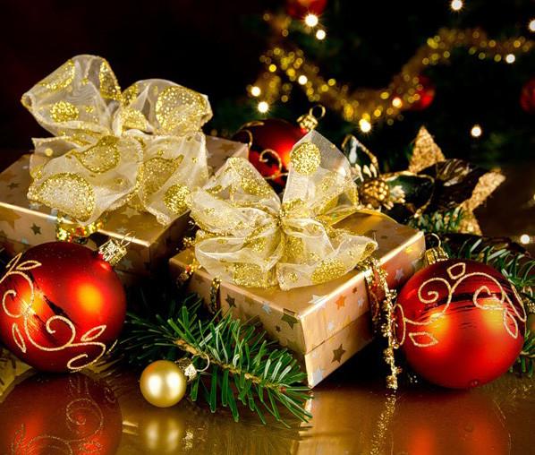 Новогодние подарки — хорошие и разные