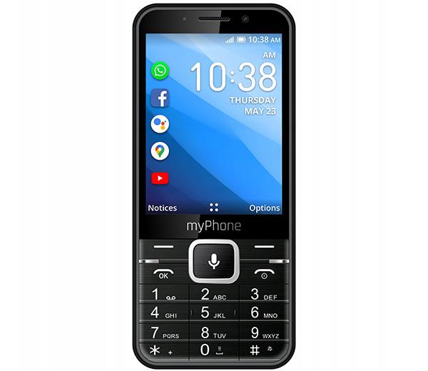Представлен самый продвинутый кнопочный телефон 2021 года – с LTE, GPS, WhatsApp и USB Type-C