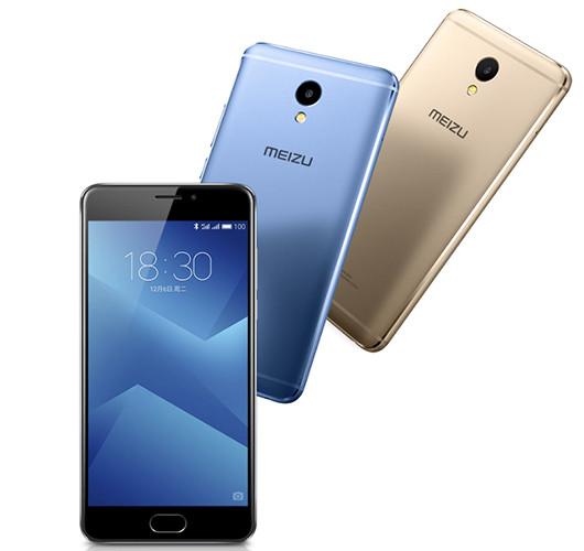 Meizu M5 Note: металлический смартфон с батареей на 4 000 мАч