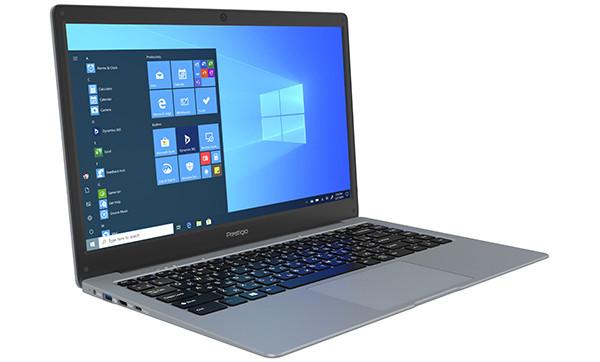 Недорогой ноутбук Prestigio Smartbook 141 C5 получил 14-дюймовый экран и интересную комплектацию