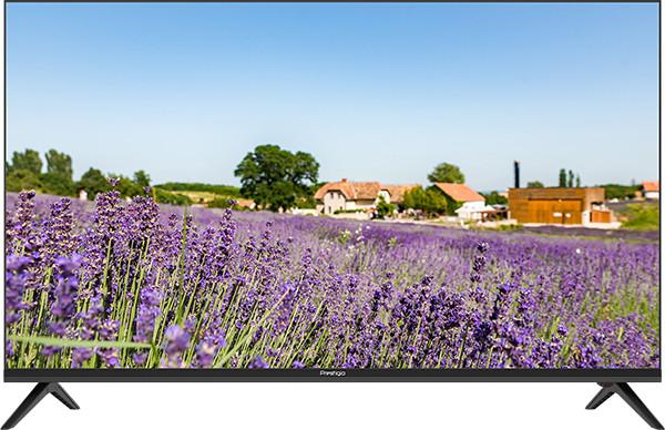 Prestigio представила в РФ три недорогих смарт-телевизора с 4K-экранами и ОС Android