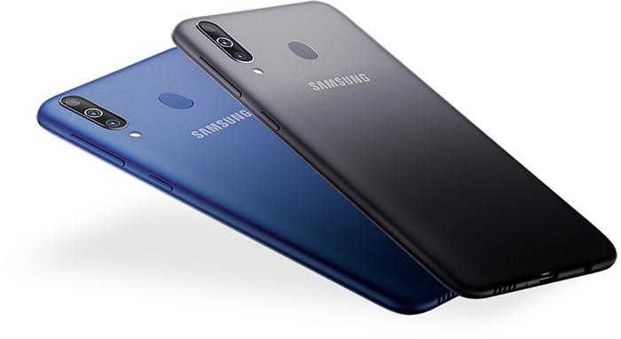 Недорогой смартфон Samsung Galaxy M30 получил AMOLED-экран и аккумулятор на 5000 мАч