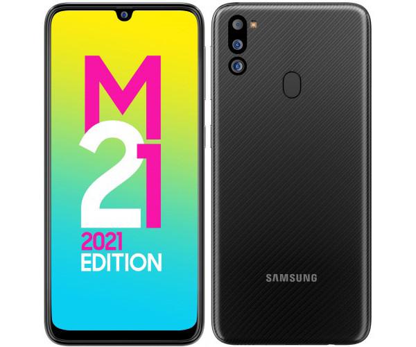 Samsung выпустила недорогой смартфон Galaxy M21 2021 Edition с AMOLED-экраном и батареей на 6 000 мАч