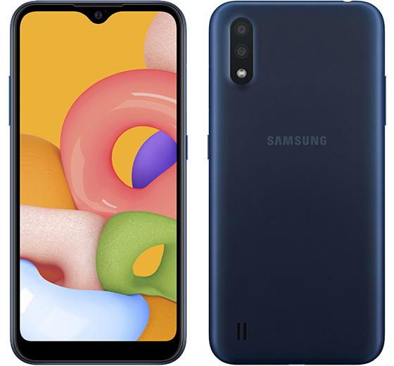 Премьера: Samsung представила самый дешевый смартфон своей линейки 2020 года