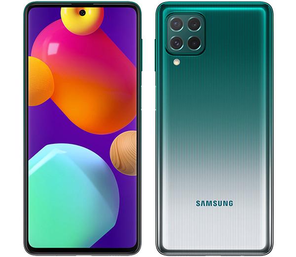 Samsung показала смартфон Galaxy M62 с аккумулятором емкостью 7000 мАч