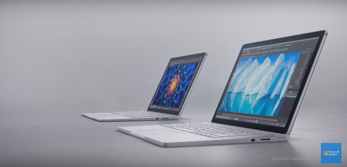 Анонсирован обновленный ноутбук Microsoft Surface Book – Surface Book i7