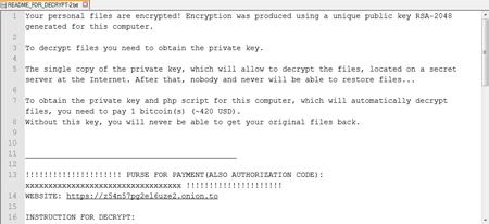 Пользователям Linux угрожает новый троян-шифровальщик