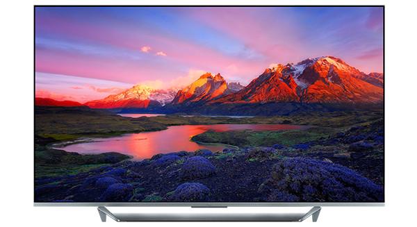 В России представлен огромный телевизор Xiaomi TV Q1 с 75-дюймовым 120-герцевым экраном