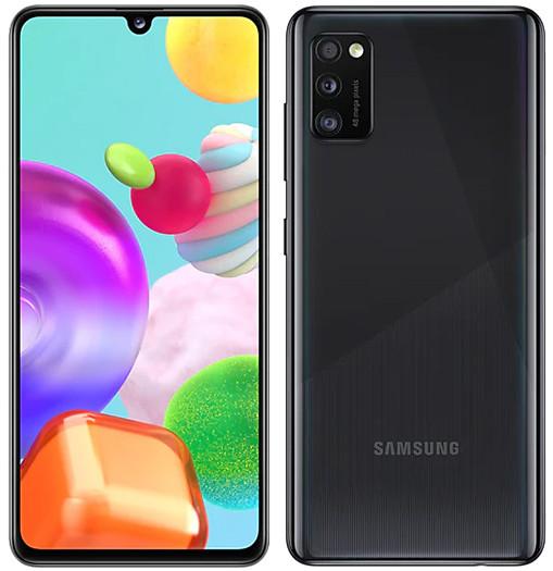 В РФ начались продажи Samsung Galaxy A41 – очень компактного смартфона с AMOLED-экраном и NFC