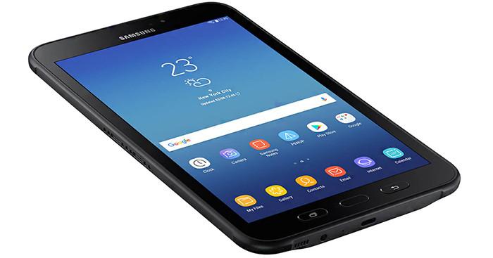 Samsung Galaxy Tab Active 2: защищенный планшет с поддержкой Bixby, стилусом и съемной батареей