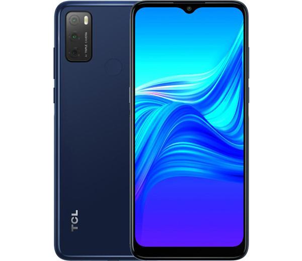 TCL 20Y: недорогой смартфон с камерой на 48 мегапикселей, Android 11 и NFC