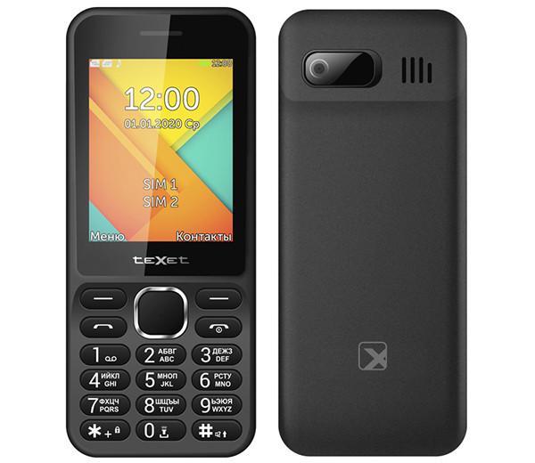Новый кнопочный телефон Texet получил батарею как у неплохого смартфона – на 4000 мАч
