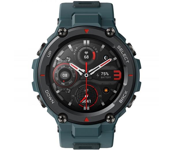 Представлены неубиваемые смарт-часы Amazfit T-Rex Pro с батареей на 18 дней работы