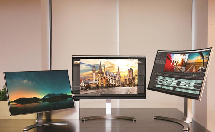 LG привезет на CES 2016 новые 4K-мониторы и 15,6-дюймовый ноутбук Gram 15