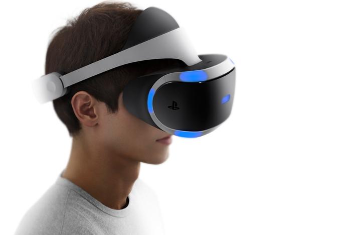 Система виртуальной реальности PlayStation VR будет выведена на рынок в октябре 2016 года