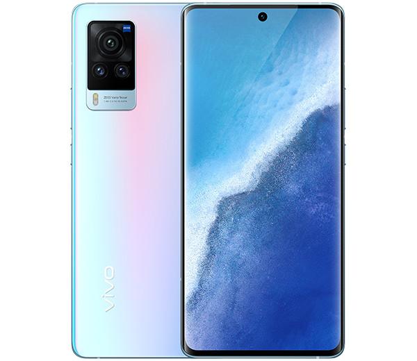 В Россию приехал стеклянный смартфон Vivo X60 Pro с уникальной камерой